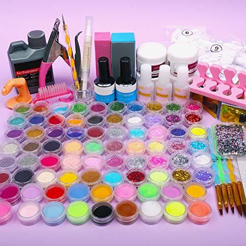 Acrylic Powder Nail kit