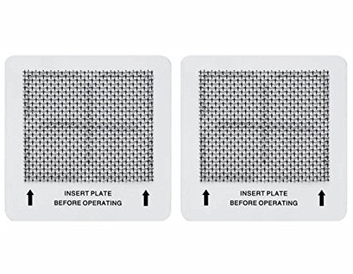 2 Ozone Plates for Solair 3500 Pro and 3500 Elite Air Purifiers