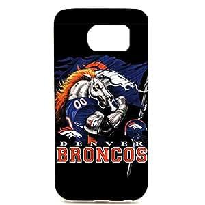 Powerful NFL Denver Broncos Phone Case Fashion Phone Cover for Samsung Galaxy S6 Edge Plus