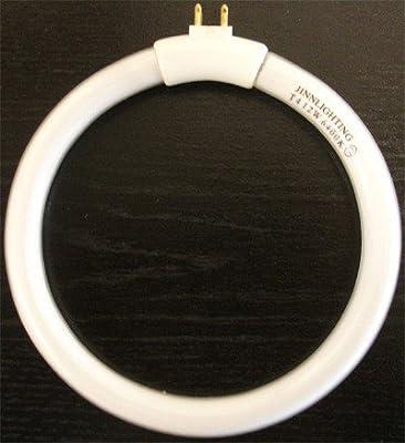 12 Watt 120 Volt Circular Tube Compact Fluorescent Bulb
