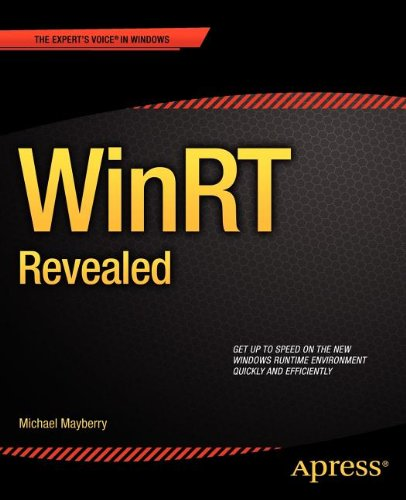 [PDF] WinRT Revealed Free Download | Publisher : Apress | Category : Computers & Internet | ISBN 10 : 1430245840 | ISBN 13 : 9781430245841