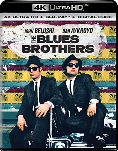 The Blues Brothers 4K Ultra HD + Blu-ray + Digital - 4K UHD
