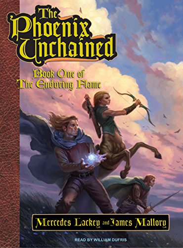 Read Online The Phoenix Unchained: Book One of The Enduring Flame pdf