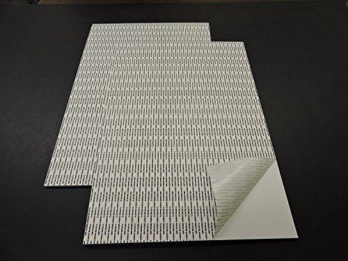 Self-Stick Foam Board - White 24