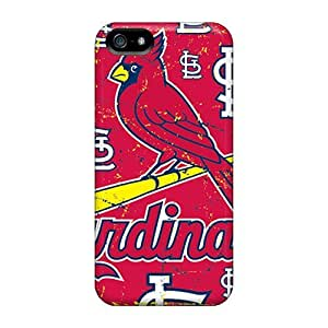 Case For Iphone 4/4S Cover Defender (st. Louis Cardinals) Black Friday