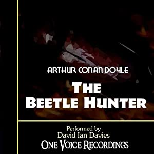 The Beetle Hunter Audiobook