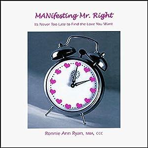 MANifesting Mr. Right Audiobook