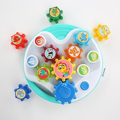Baby Einstein Symphony Gears Musical Gear Toddler Toy with Lights and Melodies, Ages 12 Months and up from Baby Einstein