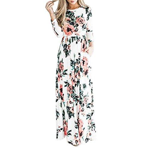 Tall Lady Print Dress - 7