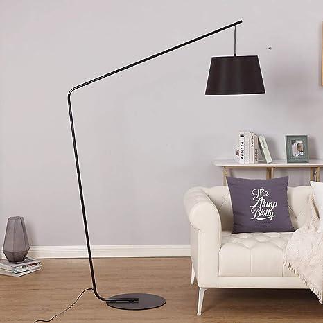AJIHWDJ lampe de sol lampe de pêche salon nordique ...