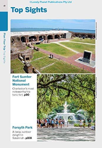 51c3t8c0jpL - Lonely Planet Pocket Charleston & Savannah (Travel Guide)