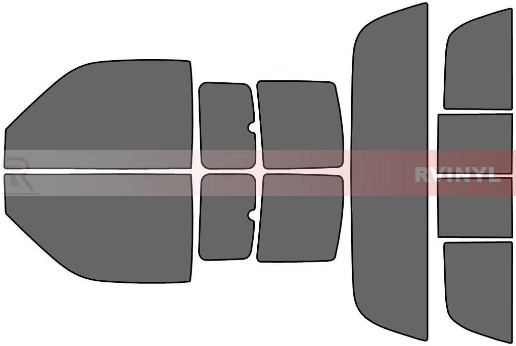 20/% Back Kit Rtint Window Tint Kit for Dodge Ram 1994-2001