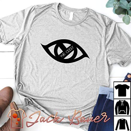 (Yve Oddy YO Logo Ringer Art T-Shirt Long T-Shirt Sweatshirt Hoodie)