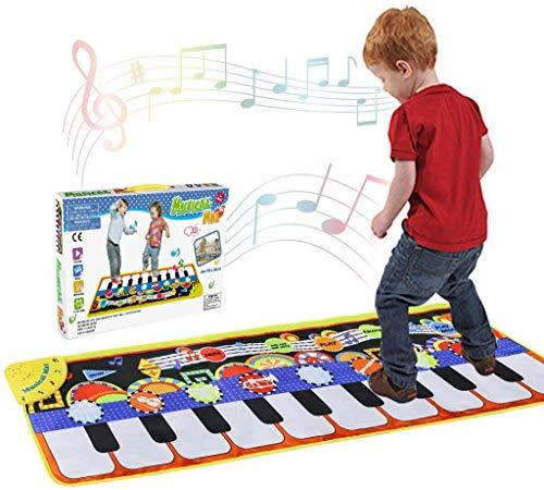 Tencoz Musical Piano Mat