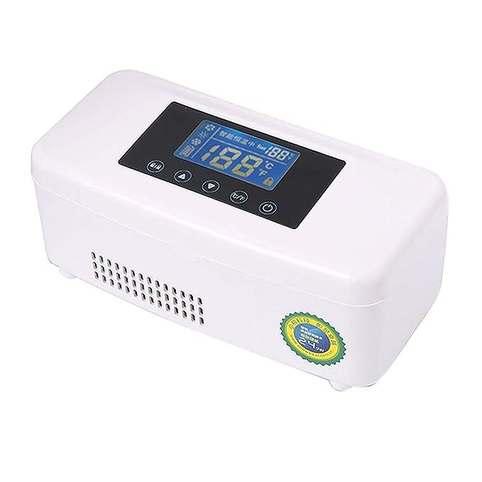 Enfriador Portátil de Insulina,Refrigerador de insulina Caja Mini ...