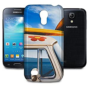 Phone Case For Samsung Galaxy S4 Mini i9190 - Summer Road Trip Slim Cover