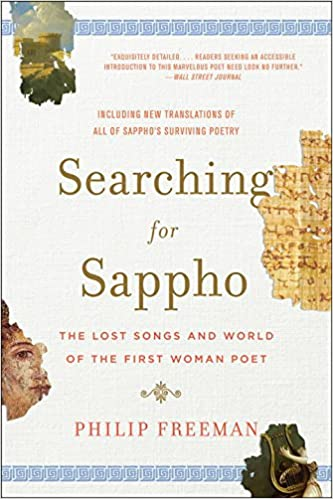 Amazon searching for sappho the lost songs and world of the searching for sappho the lost songs and world of the first woman poet 1st edition fandeluxe Gallery