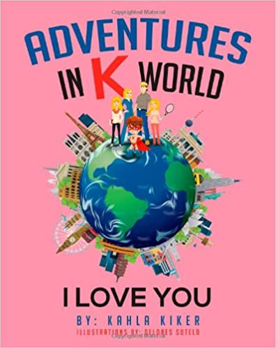 Adventures in K World: I Love You: Volume 4