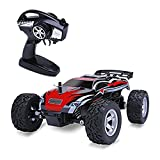 #1: Distianert 1/24 Scale 2WD RC Car, Electric Racing Buggy(RTR) with High Speed of 15 killometer/h, 2.4GHz Radio Controlled Vehicle for Kids and Adults