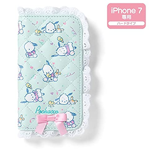 Sanrio Pochakko iPhone 7 case '80s character From Japan New (Dbz Character Guide)