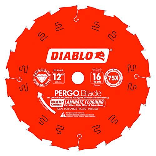 Freud D1216LF PCD Laminate Flooring Blade