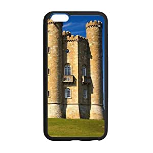 Custom Fairytale Castle Design TPU Case Protector For iPhone6 Plus wangjiang maoyi
