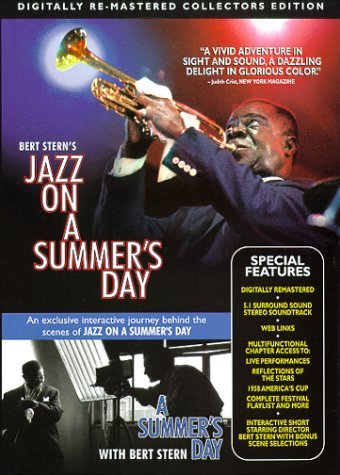 Jazz on a Summer's Day by Mahalia Jackson