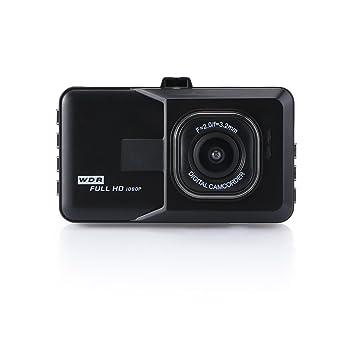 TiooDre En el tablero de coches Cam Mini 1080P FHD DVR Grabador de vÃdeo para los