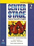 Center Stage, Irene Frankel and Lynn Bonesteel, 0131874926