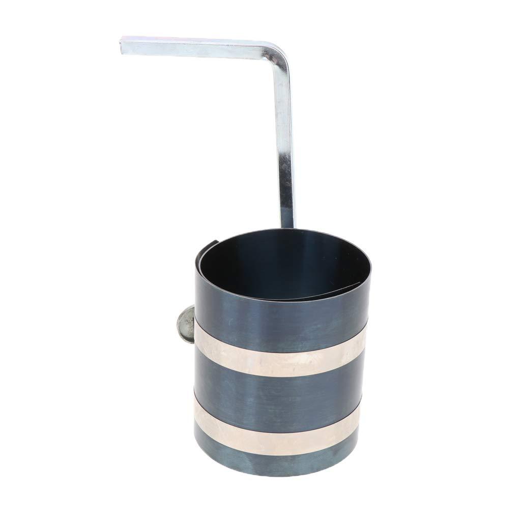 ATTREZZO per LINSTALLAZIONE A PISTONE H HILABEE Strumento per Compressore con Anello Pistone 53 Mm 2-5 125 Mm