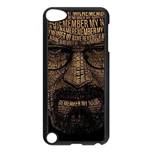 Breaking Bad The Unique Printing Art Custom Phone Case for Ipod Touch 5,diy cover case ygtg319786