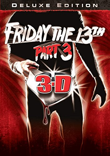 DVD : Friday the 13th, Part 3 (Deluxe Edition, Widescreen, Dolby, AC-3, Dubbed)