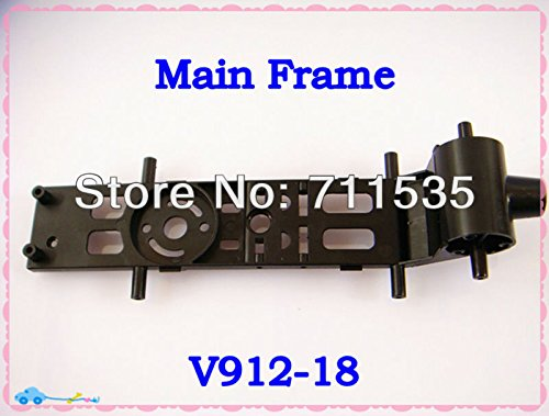 Yoton Accessories V912-18 Main Frame / Mainframes Spare Parts V912 4 Channels Single Blades Remote Control RC Helicopter ()