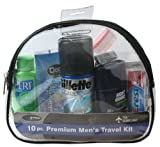 Handy Solutions, 10 pc. Premium Men's Travel Kit