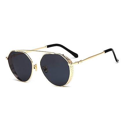 Gafas de sol para mujer Gafas de sol redondas extragrandes ...