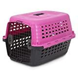 Petmate Compass Fashion Kennel Cat and Dog Kennel 4 Vibrant Colors 2 Sizes