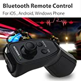 Cheap VR SHINECON SC-RA8 Bluetooth Remote Gamepad Controller Compatible with Most 3.5″-6.0″ iPhone, Samsung, HTC, LG, Sony, Moto Smartphone