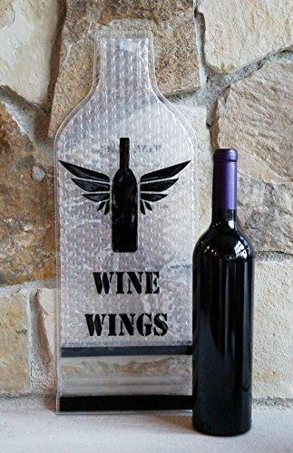 Wine Wings Travel Bag