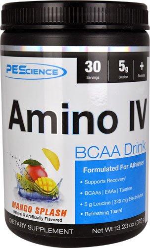 PEScience Amino IVT Mango Splash -- 30 Servings - 3PC by PEScience
