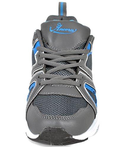 Two Steps Ancora Shoes Two Grey Ancora Mens Mens Steps Forward Steps Grey Forward Shoes Forward Two ORAz6