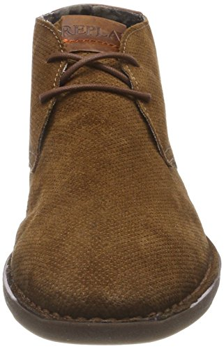Replay Herren Conner Derbys Beige (Tan)