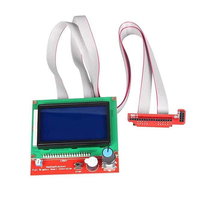 Z.L.FFLZ Piezas de Impresora 3D Smart Parts RAMPS 1.4 Controlador ...