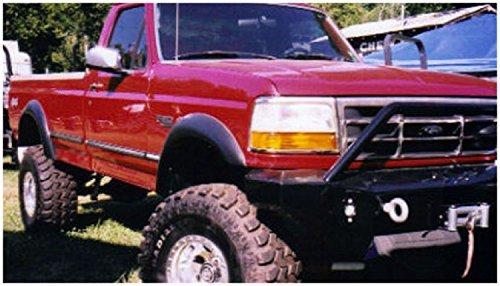 Bushwacker 20904-11 Bushwacker Extend-A-Fender Flare Ford Bronco by Bushwacker