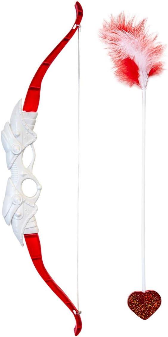 Horror-Shop Conjunto de Arco y Flecha de Cupido: Amazon.es ...