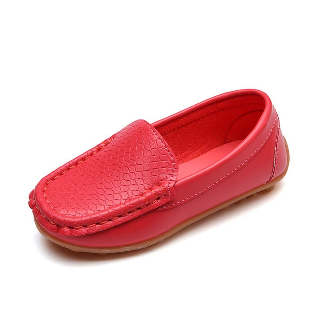 Feidaeu Toddlers Chaussures pour Garçons Filles Enfants Chaussures Décontractées Enfants Soft Slip-on Chaussures Mocassins Chaussures pour Tout-Petits Prem
