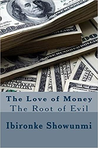 why is money the root of evil