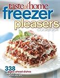 Taste of Home: Freezer Pleasers Cookbook