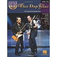 Three Days Grace: Guitar Play-Along Volume 170