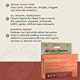 Marie's Original Itch Relief Soap Body Wash Bar