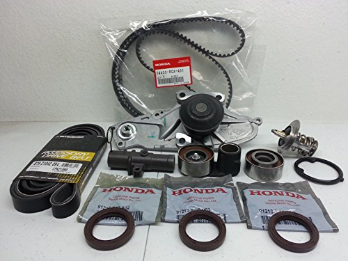 GENUINE/OEM COMPLETE TIMING BELT & WATER PUMP KIT HONDA/ACURA V6 #12